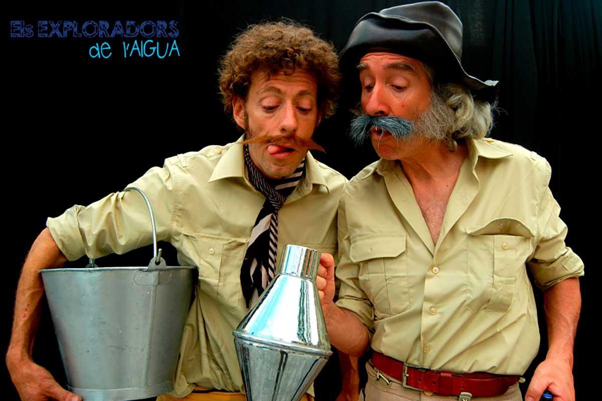 Els Exploradors d'aigua