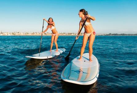 paddle surf maresme