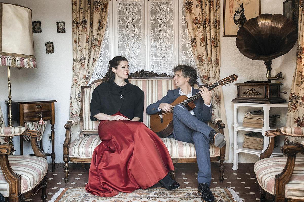 Maria Hinojosa i Eduard Iniesta