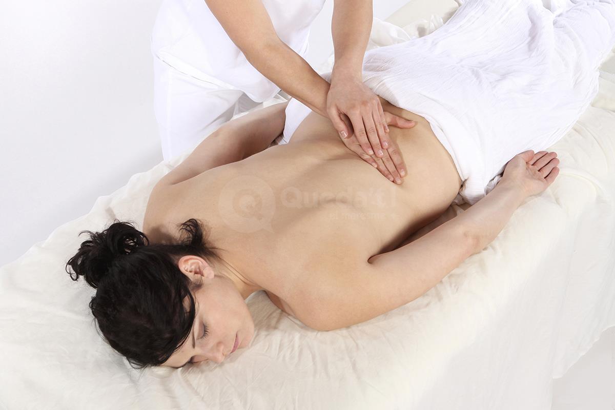 Massatge descontracturant
