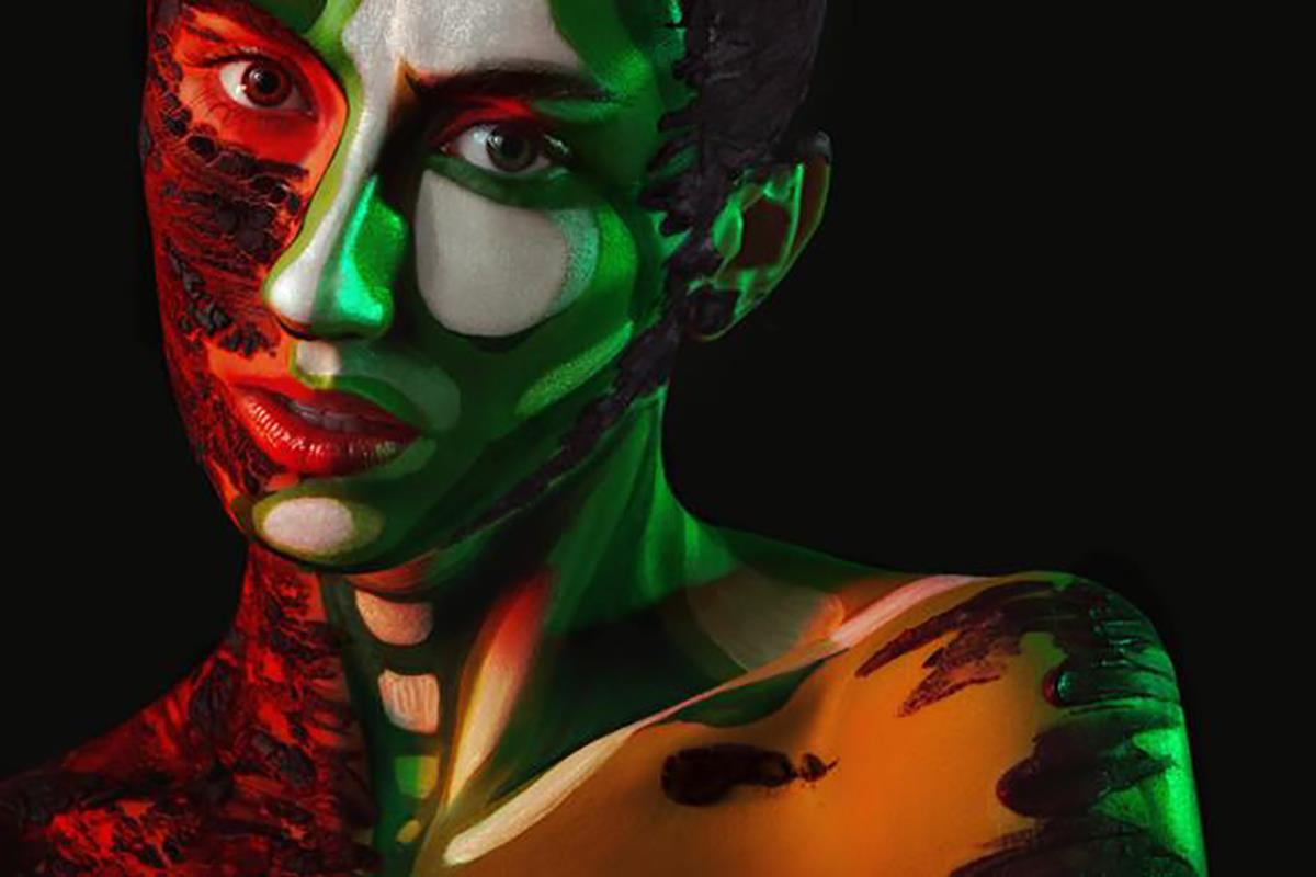 Body paint Mataró