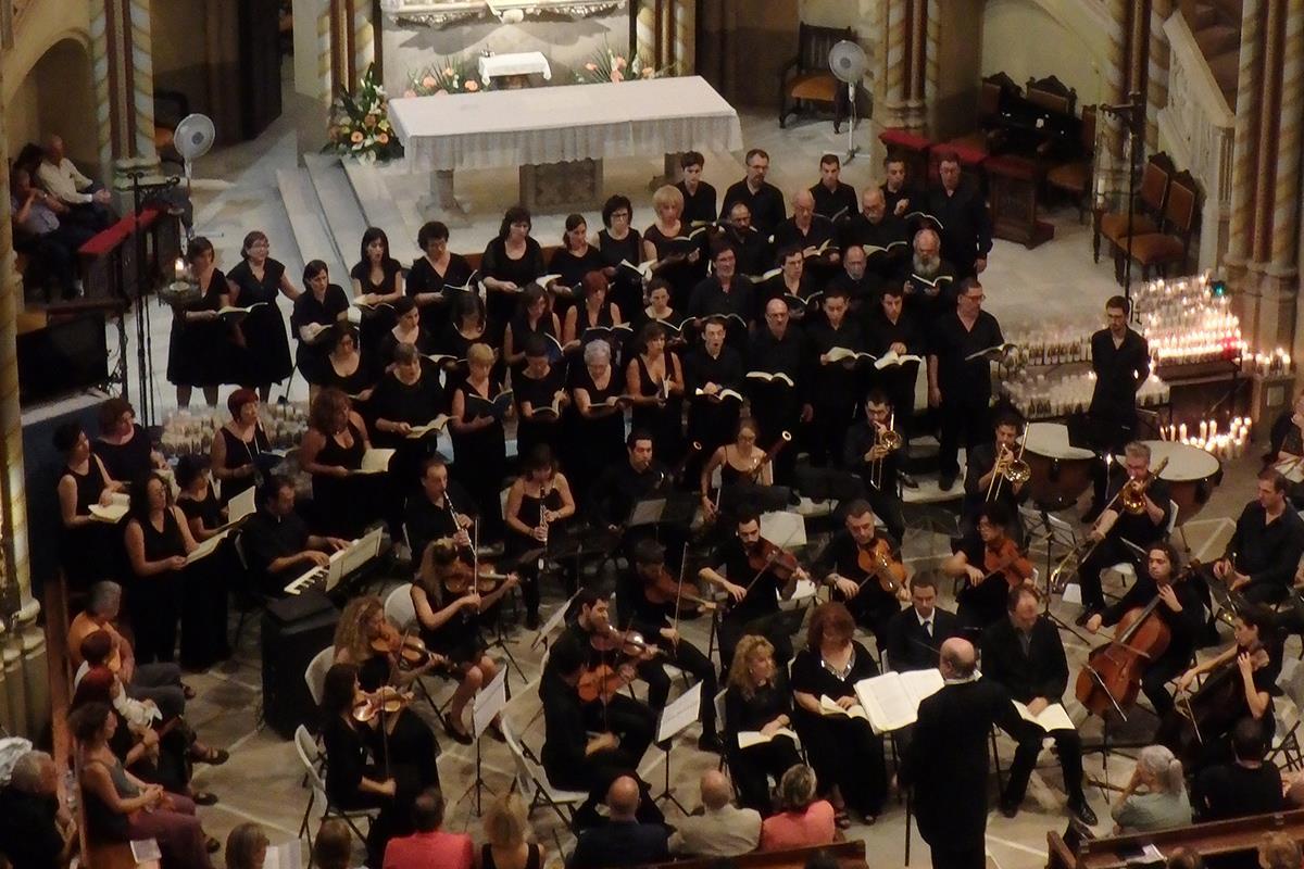 Requiem Mozart Masnou