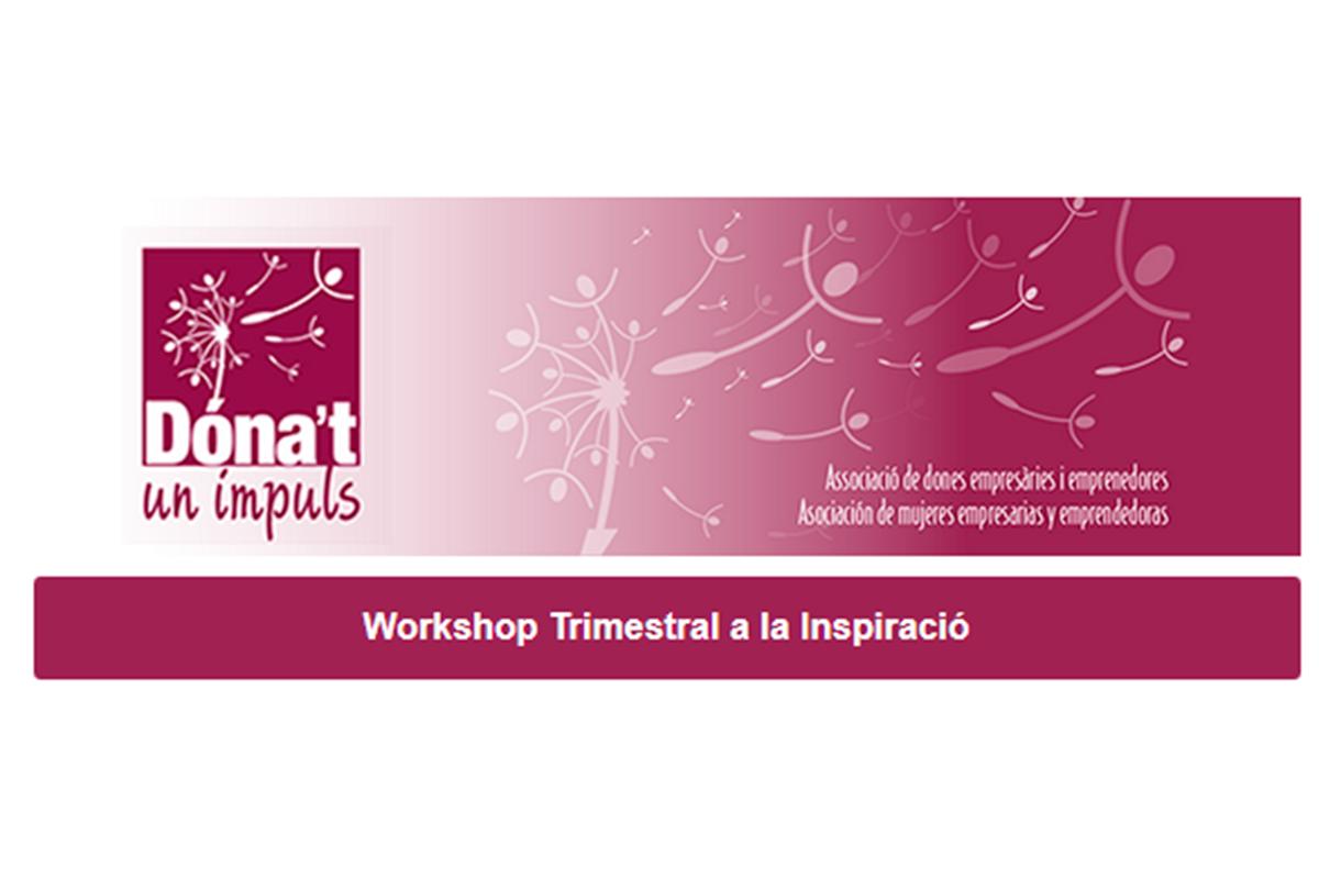Workshop Dona't un impuls