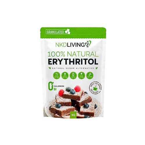 Eritritol