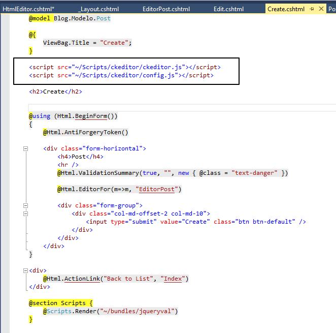 Para editar el html de las entradas de este blog utilizo el control